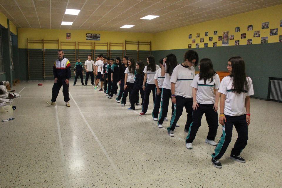 Promociones 12 13 valladolid club esgrima - Colegio amor de dios oviedo ...