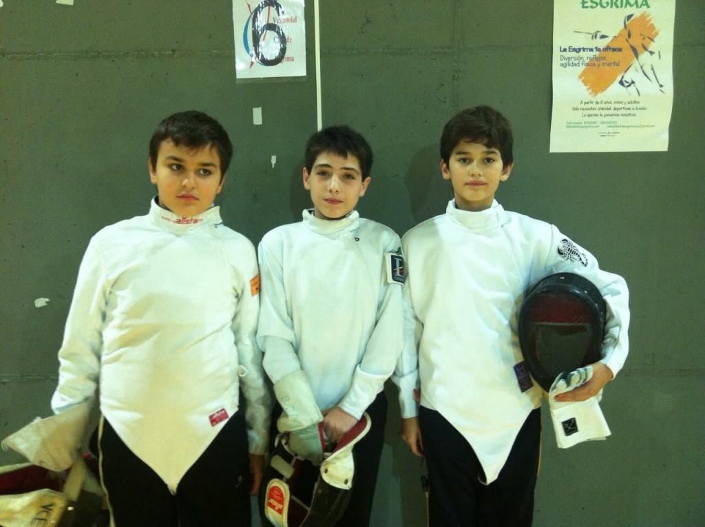 2014-12-19. II Torneo de Esgrima Escolar