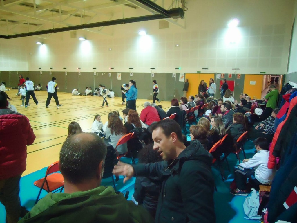 2015-01-16. III Torneo de Esgrima Escolar