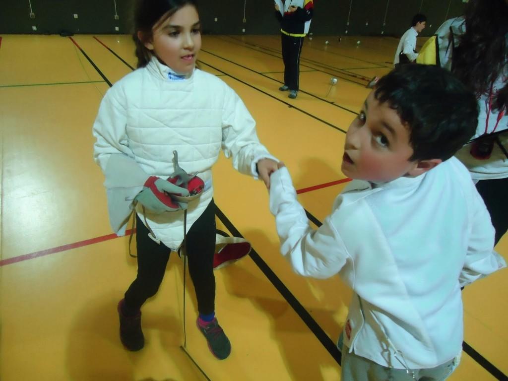 2015-03-20. VII Toreno de Esgrima Escolar