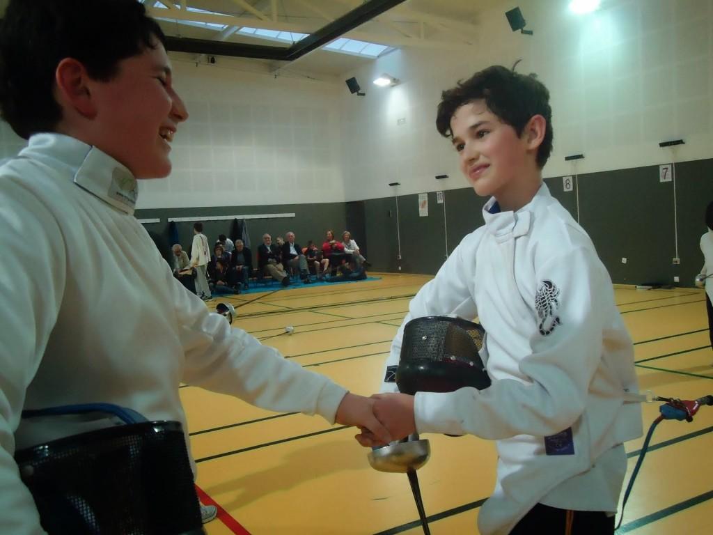 2015-04-24. IX Torneo de Esgrima Escolar