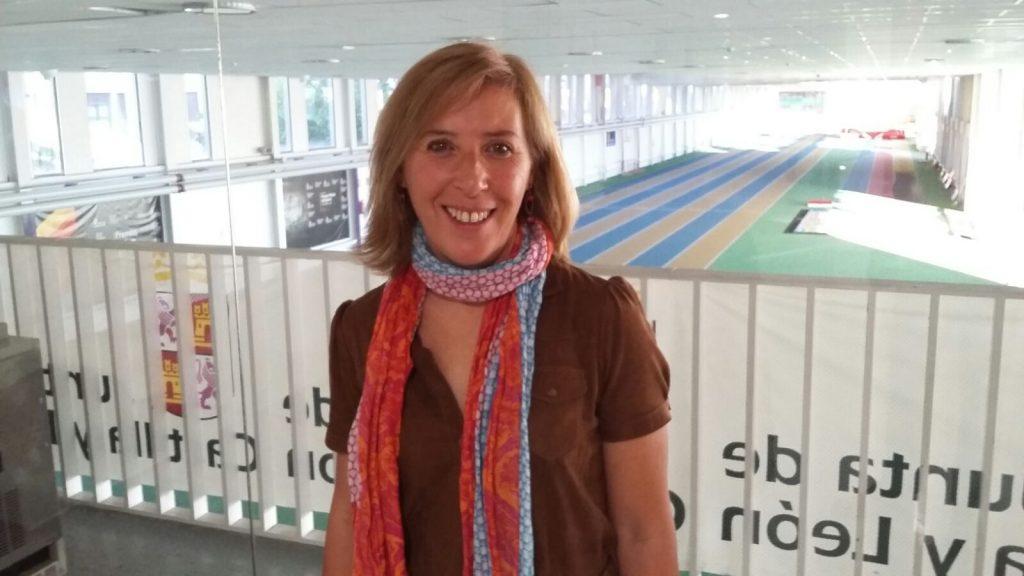 Georgina Jolín